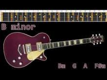 Embedded thumbnail for Emotional Rock Ballad Guitar Backing Track - B minor | 75bpm