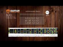 Embedded thumbnail for 12 bar Mississippi Blues in F# Gb | BLUES | 170 BPM | Guitar Backing Track | 4/4 | GBT009