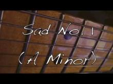 Embedded thumbnail for Sad Guitar Backing Track (A Minor)