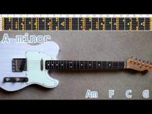 Embedded thumbnail for Groove Rock Guitar Backing Track - A minor   105bpm