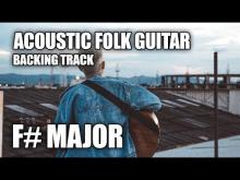 Embedded thumbnail for Acoustic Folk Guitar Instrumental In F# Major
