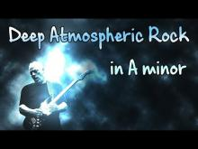 Embedded thumbnail for Deep Atmospheric Rock Backing Track in Am