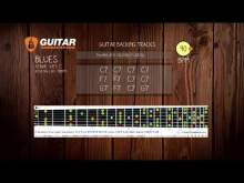 Embedded thumbnail for 12 bar Rock Ballad in C | BLUES | 90 BPM | Guitar Backing Track | 4/4 | GBT003