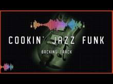 Embedded thumbnail for Cookin' Jazz Funk Backing Track in C Dorian Blues