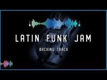 Embedded thumbnail for Wild Ride Latin Funk Jamband Backing Track in G Dorian