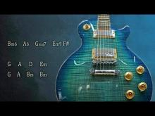 Embedded thumbnail for Slow Electric Guitar Ballad Backing Track B Minor