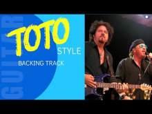 Embedded thumbnail for TOTO Ballad style Guitar Backing Track jam in C#minor AV23