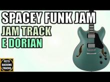 Embedded thumbnail for E Dorian - Spacey Funk Jam