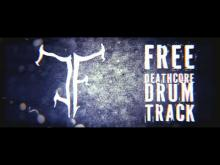 Embedded thumbnail for FREE DEATHCORE DRUM TRACK 100 bpm